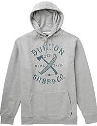 Burton Herren Kapuzenpullover Mens Logger Pullover