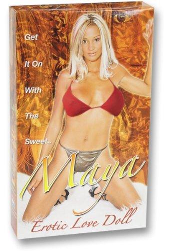 Seven Creations Maya Erotic Liebespuppe, 1 Stück
