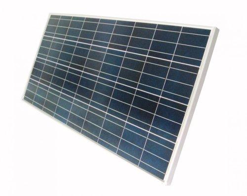 Panel solar 130 vatios para sistemas de 12 voltios POLICRISTALINO Este módulo solar policristalino con su alta potencia de salida y un diseño robusto, la solución correcta para un sistema autónomo. El módulo está cubierta por un vidrio templado espec...