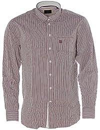 J.J. MEN Jette Herren Langarm Streifen Hemd -The Sylt Shirt-
