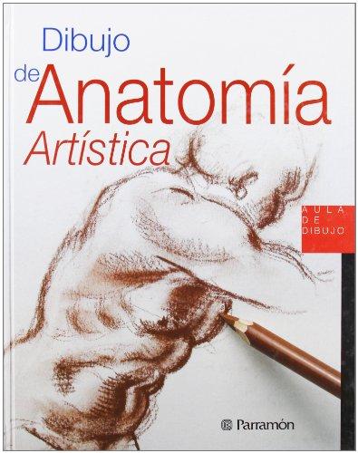 Anatomía Artística (Aula de dibujo) por EQUIPO PARRAMON