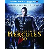 The Legend Of Hercules [Blu-ray + Digital HD] by Kellan Lutz