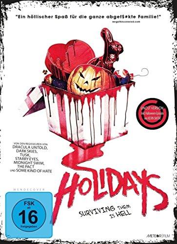 Bild von Holidays - Surviving them is hell (Uncut)