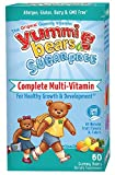 Hero Nutritional Products Yummi Bärs Kinder Multi-Vitamin & Mineralien Zuckerfrei (60 Kaubare Tabletten)