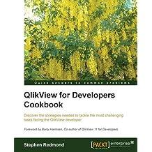 Qlikview for Developers Cookbook by Stephen Redmond (24-Jun-2013) Paperback