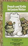 Frosch und Kröte bei jedem Wetter. Schreibschrift