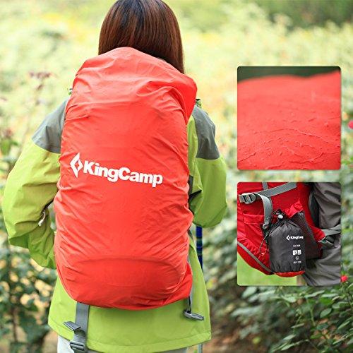 KingCamp Regenhülle Rucksack 55-100 Liter