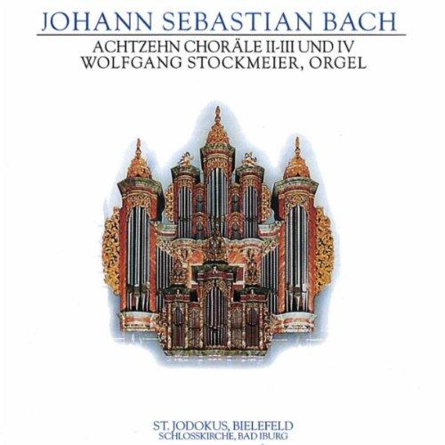 18 Chorale Preludes, BWV 655: Trio super-Herr Jesu Christ, dich zu uns wend