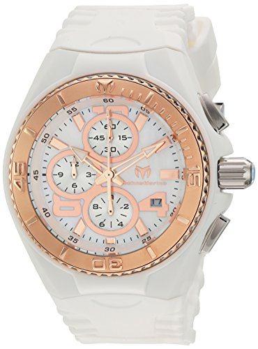technomarine-tm-115267-orologio-da-polso-display-cronografo-donna-bracciale-silicone-bianco