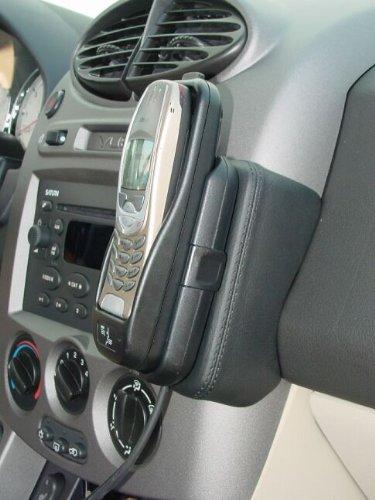 Saturn Vue Radio (KUDA 054015 Halterung Kunstleder schwarz für Saturn VUE ab 2004 bis 2007 (USA))