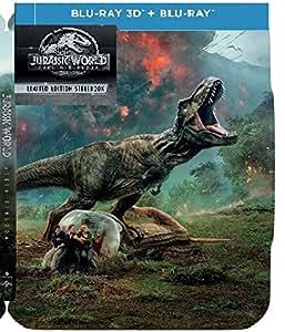Amazon In Buy Jurassic World Fallen Kingdom Steelbook