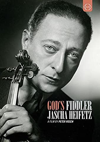 Heifetz / God'S Fiddler [HD DVD] [Import anglais]