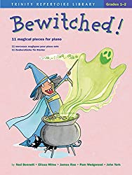 Bewitched!: 11 Magical Pieces for Piano (Trinity Repertoire Library)