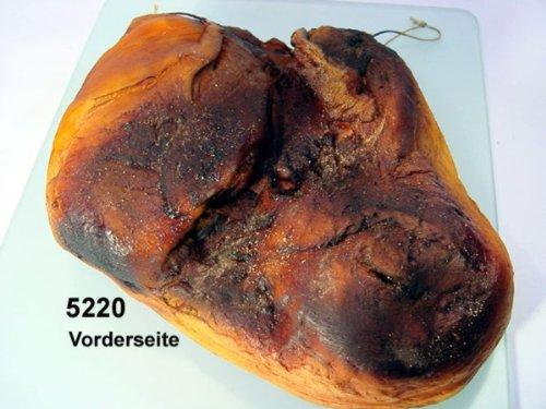 ERRO Ammerländer Katenschinken Kunststoffattrappe - Fake Food, Attrappe