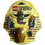 LEGO Pharaohs Quest: Skeleton Mummy Bataille Pack Jeu De Construction 853176