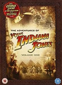 The Adventures of Young Indiana Jones: Volume 1 [12 DVDs] [UK Import]