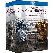 Game of Thrones – L'intégrale des Saisons 1 à 7 – Edition Limitée Inclus un Contenu Exclusif et Inédit « Conquête & Rébellion - L'histoire des Sept Couronnes »