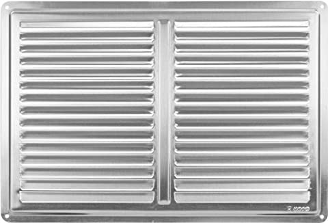 Stainless Steel Air Vent Grille Cover 300x200 (12x8