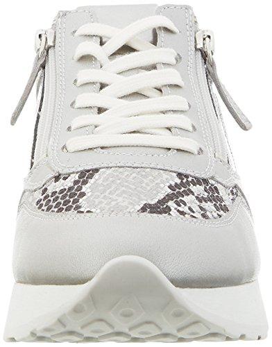 Högl 3 10 1327 7600, Sneakers Basses Femme Argent (Silber7600)