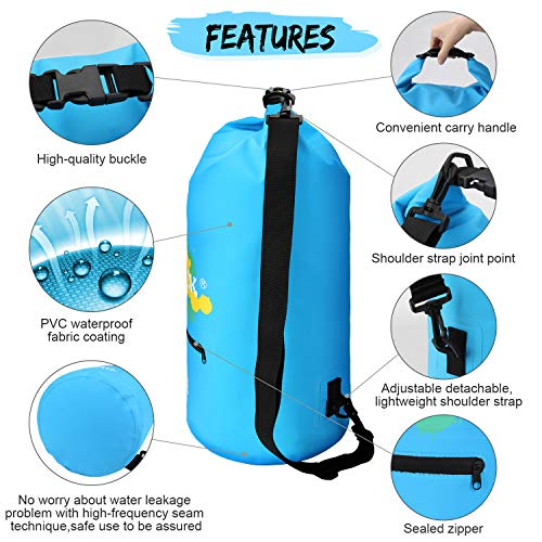 Zoom IMG-1 wotek sacca impermeabile dry bag