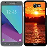 Hülle für Samsung Galaxy J7 2017 (SM-J727) - Sonnenaufgang Sonnenuntergang Urlaub by WonderfulDreamPicture