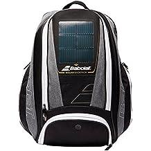 Nuevo Babolat solar tenis mochila accesorios deportivos negro, Negro, Talla Única