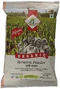 24 Mantra Organic Turmeric Powder, 100g