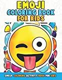 Emoji Coloring Book for Kids: Funny Faces with Super Cute Animals Like Unicorns and Monkeys Fun Girls and Boy Emoji Coloring Activity Book Pages for ... Volume 2 (BEST Gifts for Emoji Lovers)