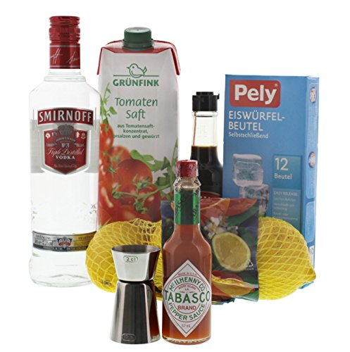 Preisvergleich Produktbild Tabasco Bloody Mary Paket - Set - 1St