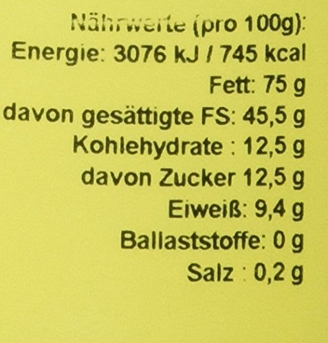 -Carb Sahnepulver 75% Fettgehalt (500 g)
