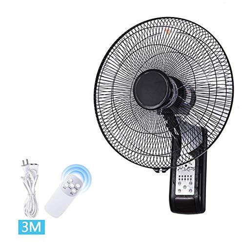montado en la Pared del Ventilador/Ventilador/oscilación del hogar Tranquilo Ventilador Industrial +...