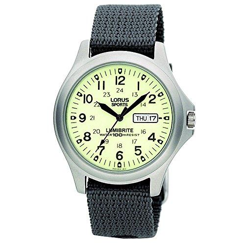 Lorus Reloj Analógico de Cuarzo para Hombre - RXF41AX7