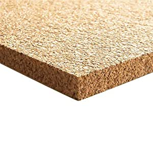 bodentrend xxl korkplatte pinnwand 915 x 610 x 3 25 mm stark 10 mm hochwertige korkplatte. Black Bedroom Furniture Sets. Home Design Ideas
