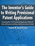 The Guide contains the exclusive 3-D Method for provisional application writing, which shows you how to write a provisional in 3 easy steps. You will also learn how to shift from inventor-style thinking to patent attorney-style thinking and why this ...