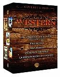 Coffret Western - La conquête de l'Ouest + Pale Rider + Rio...