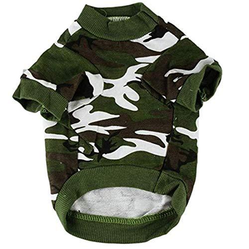 BEAUTYVAN Pet Shirt,Puppy Dog Hoodie Sweater Clothes Sweatshirts (Superman Dog Kostüm Große)