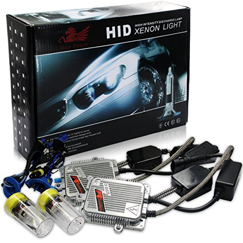 Preisvergleich Produktbild WIN Power 55 W HID Conversion Kit Fast Start HID Kit mit Canbus EMC H7 5000 K 6000 K 8000 K