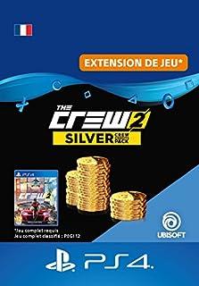 The Crew 2 - Silver Crew Credits DLC | Code Jeu PS4 - Compte français (B07F2XJGLR) | Amazon Products