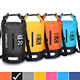 Blackace 5L 10L 20L 30L WaterProof Dry Bag/Sack Waterproof Bag with Long Adjustable