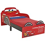Disney Cars Lightning McQueen Toddler Bed by HelloHome