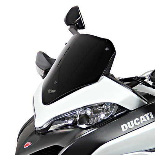 Sportscheibe MRA Ducati Multistrada 950 2017 schwarz
