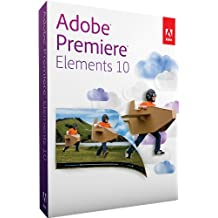 Adobe Premiere Elements 10 (PC/Mac)
