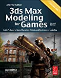 3ds Max Modeling for Games: Insider's Guide to Game Character, Vehicle, and Environment Modeling: Volume I