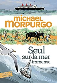 Seul sur la mer immense par Michael Morpurgo