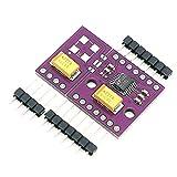 CJMCU-3108 LTC3108-1 Ultra-Low-Spannung Boost Converter Power Breakout-Modul Power Manager Development Board - Lila
