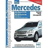 Mercedes Benz ML Serie 163 (1997 bis 2004) /Serie 164 (ab 2005