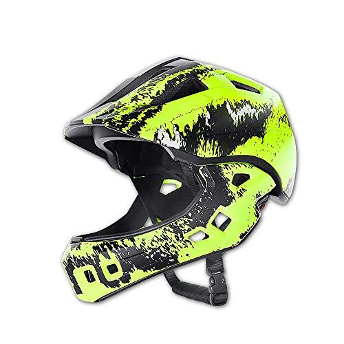 Cycle Helmet Kids Childs Bike Helmets Adjustable Skateboard Bike Stunt Scooter für Erwachsene Männer Frauen und Teen Boys Girls