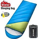 Fundango Hüttenschlafsack Lightweight XL | Camping, Backpacking, Reisen mit Kompressions Sack