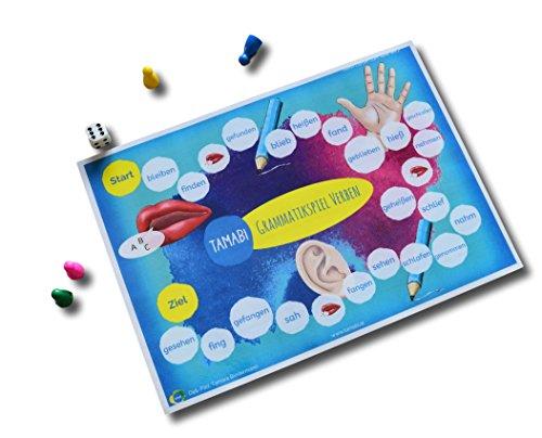 Unregelmige-Verben-deutsch-Lern-Spiele-selber-machen-Vorlage-zum-Spielen-Spielerisch-unregelmige-Verben-ben-Prteritum-ben-deutsch-Zeitformen-bungen-starke-Verben