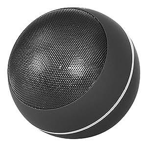 Abrasif SBH-10Wintech Haut-parleur Bluetooth, Wintech abrasif SBH de 10, Noir